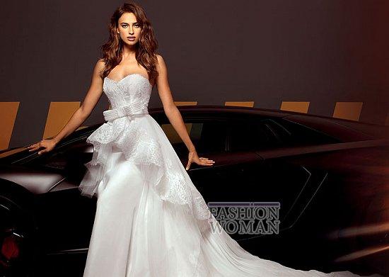Свадебные платья Alessandro Angelozzi Couture 2013 фото №8