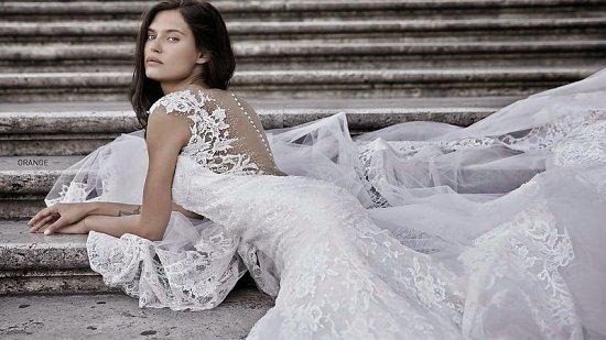 Свадебные платья Alessandro Angelozzi Couture 2015 фото №24