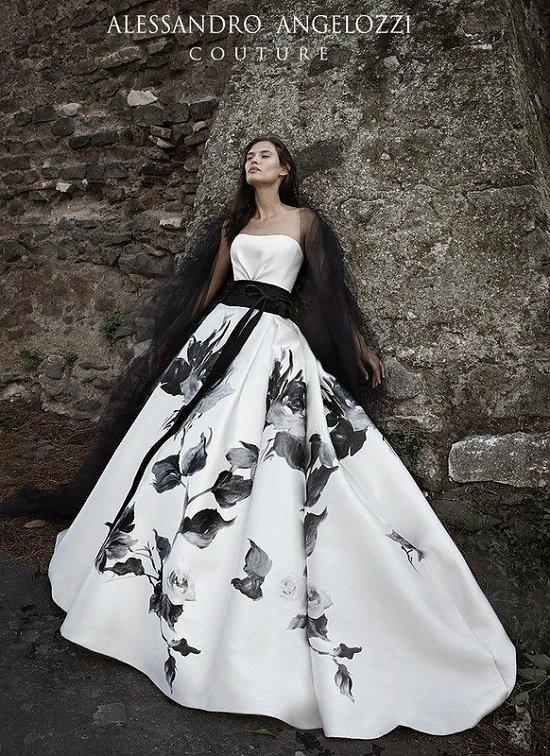 Свадебные платья Alessandro Angelozzi Couture 2015