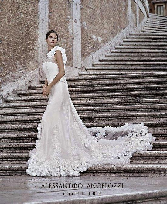 свадебные платья Couture 2015
