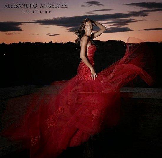 Свадебные платья Alessandro Angelozzi Couture 2015 фото №7