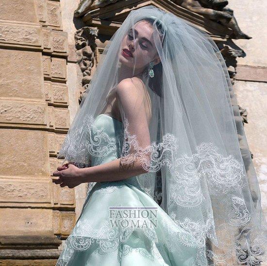 Свадебные платья Atelier Aimee pre-collection 2015 фото №2