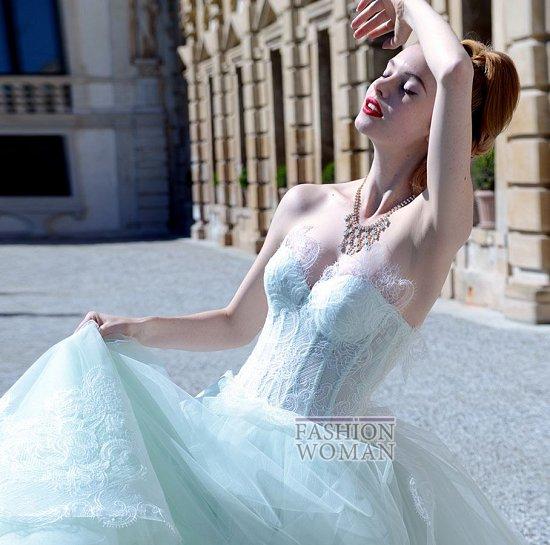 Свадебные платья Atelier Aimee pre-collection 2015 фото №4