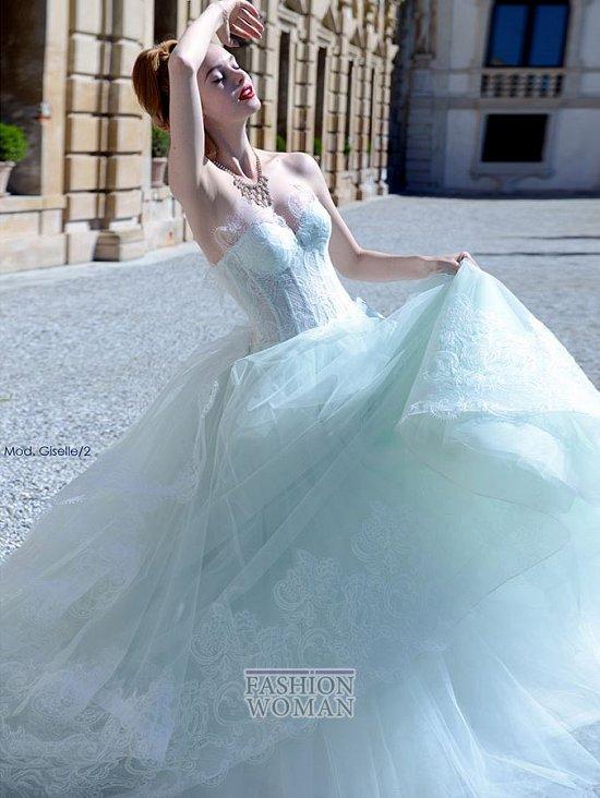 Свадебные платья Atelier Aimee pre-collection 2015 фото №5