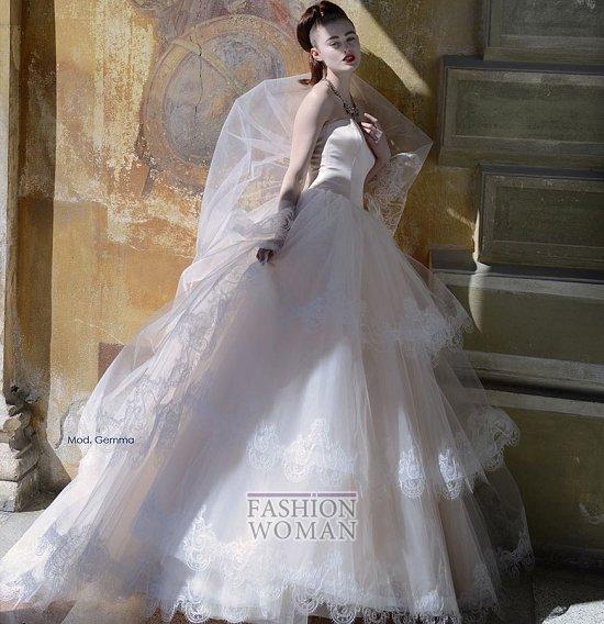 Свадебные платья Atelier Aimee pre-collection 2015 фото №8