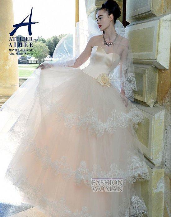 Свадебные платья Atelier Aimee pre-collection 2015 фото №9