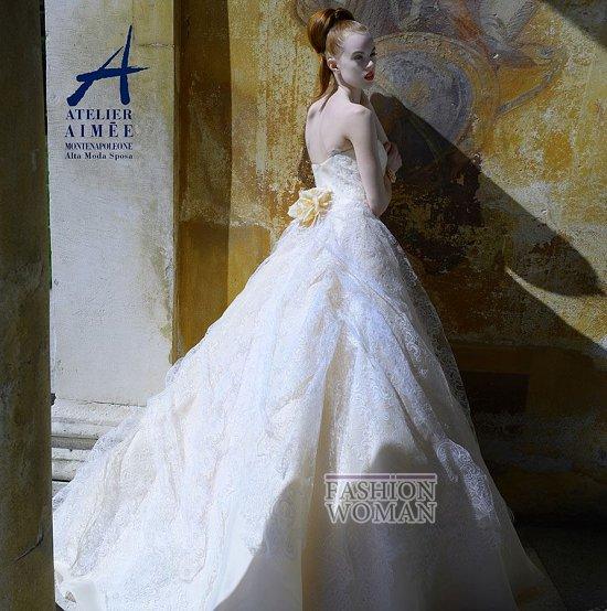 Свадебные платья Atelier Aimee pre-collection 2015 фото №11