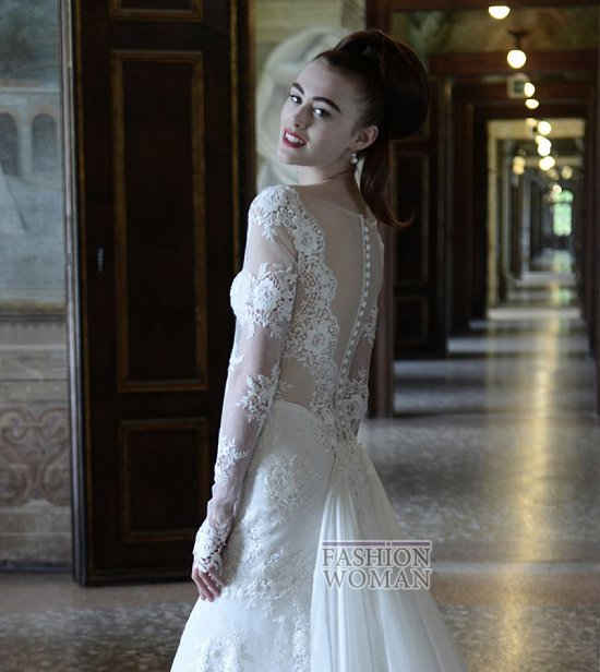 Свадебные платья Atelier Aimee pre-collection 2015 фото №16