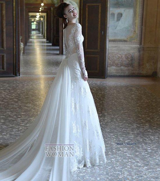 Свадебные платья Atelier Aimee pre-collection 2015 фото №17