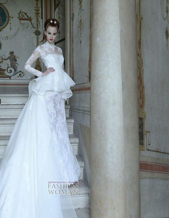 Свадебные платья Atelier Aimee pre-collection 2015 фото №19
