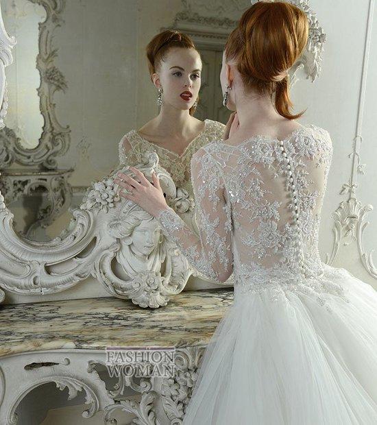 Свадебные платья Atelier Aimee pre-collection 2015 фото №24