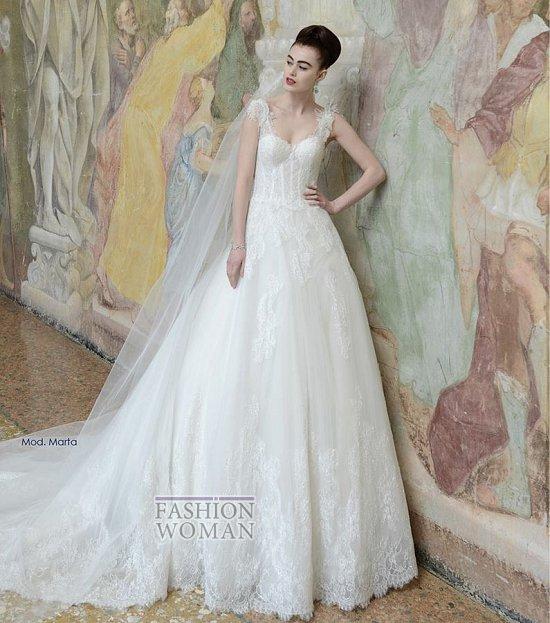 Свадебные платья Atelier Aimee pre-collection 2015 фото №27