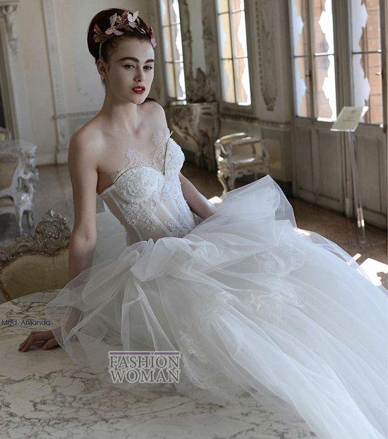 Свадебные платья Atelier Aimee pre-collection 2015 фото №29