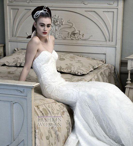 Свадебные платья Atelier Aimee pre-collection 2015 фото №30