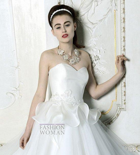 Свадебные платья Atelier Aimee pre-collection 2015 фото №32