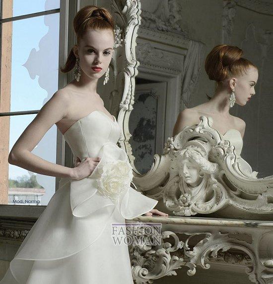 Свадебные платья Atelier Aimee pre-collection 2015 фото №34