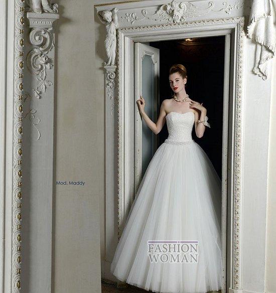 Свадебные платья Atelier Aimee pre-collection 2015 фото №36