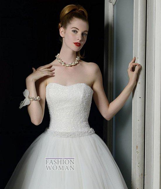 Свадебные платья Atelier Aimee pre-collection 2015 фото №37