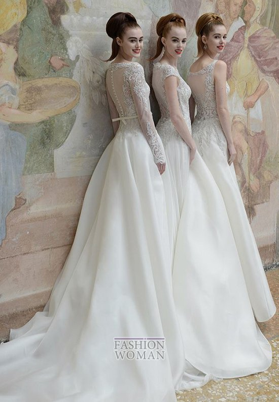 Свадебные платья Atelier Aimee pre-collection 2015 фото №38