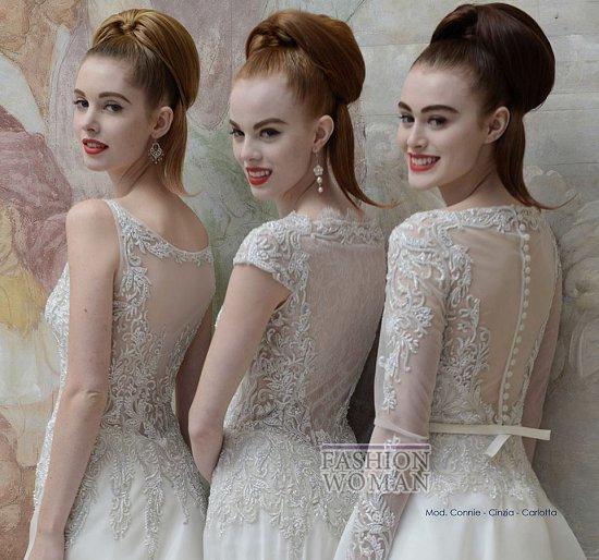 Свадебные платья Atelier Aimee pre-collection 2015 фото №39