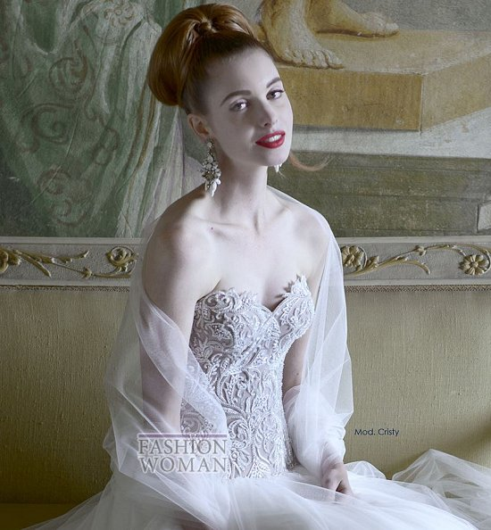 Свадебные платья Atelier Aimee pre-collection 2015 фото №40