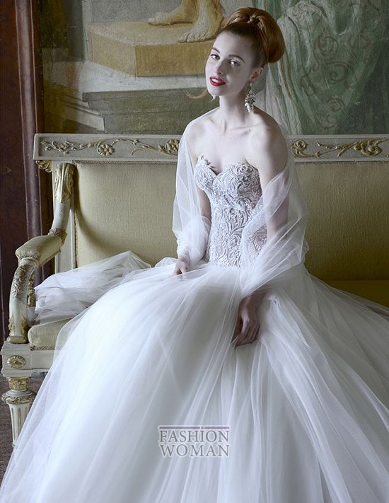 Свадебные платья Atelier Aimee pre-collection 2015 фото №41