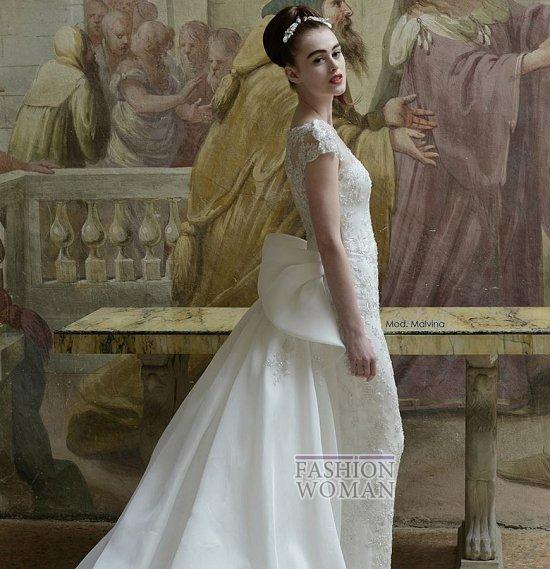 Свадебные платья Atelier Aimee pre-collection 2015 фото №42
