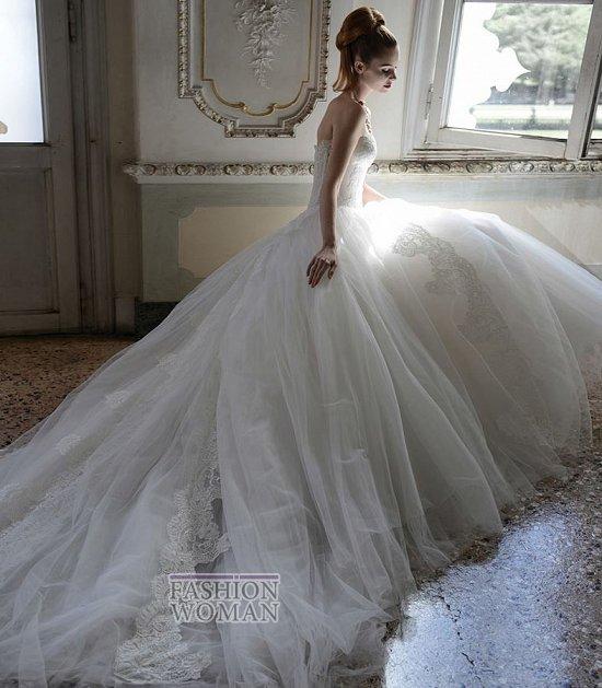 Свадебные платья Atelier Aimee pre-collection 2015 фото №44