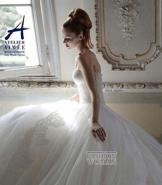 Свадебные платья Atelier Aimee pre-collection 2015 фото №45