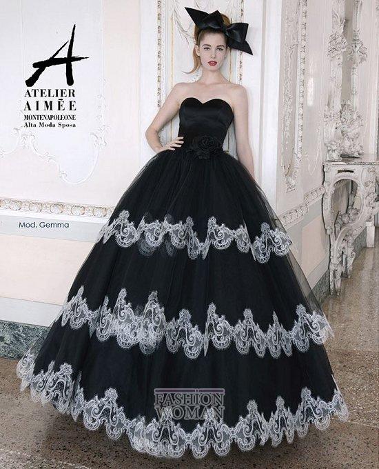 Свадебные платья Atelier Aimee pre-collection 2015 фото №46