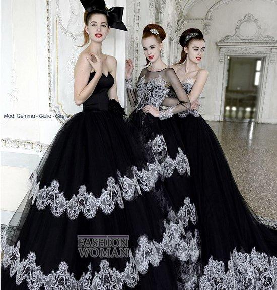 Свадебные платья Atelier Aimee pre-collection 2015 фото №47