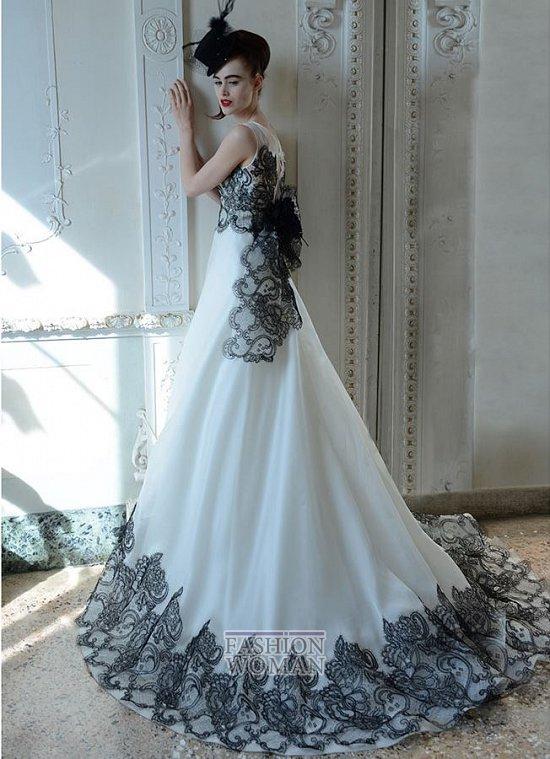 Свадебные платья Atelier Aimee pre-collection 2015 фото №49