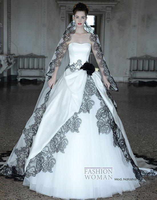 Свадебные платья Atelier Aimee pre-collection 2015 фото №55