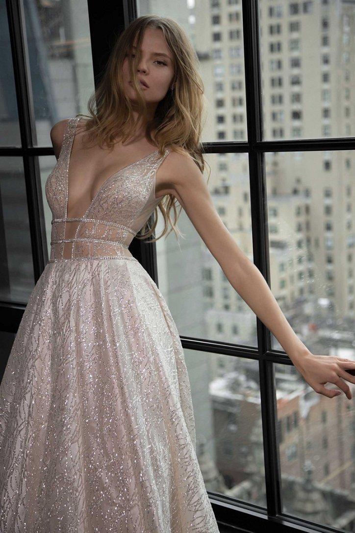 Свадебные платья Berta осень-зима 2016-2017 фото №2