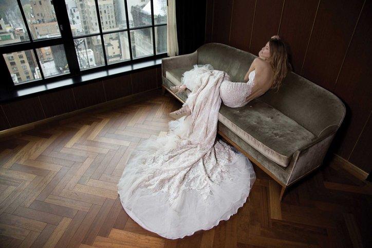 Свадебные платья Berta осень-зима 2016-2017 фото №4
