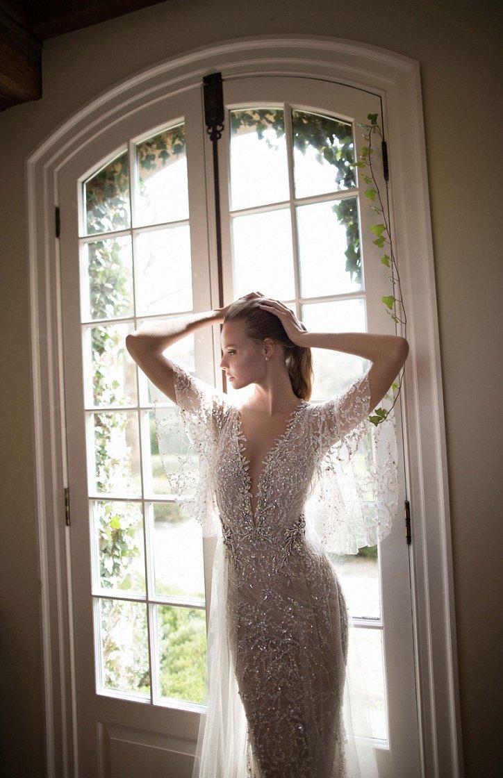 Свадебные платья Berta осень-зима 2016-2017 фото №5