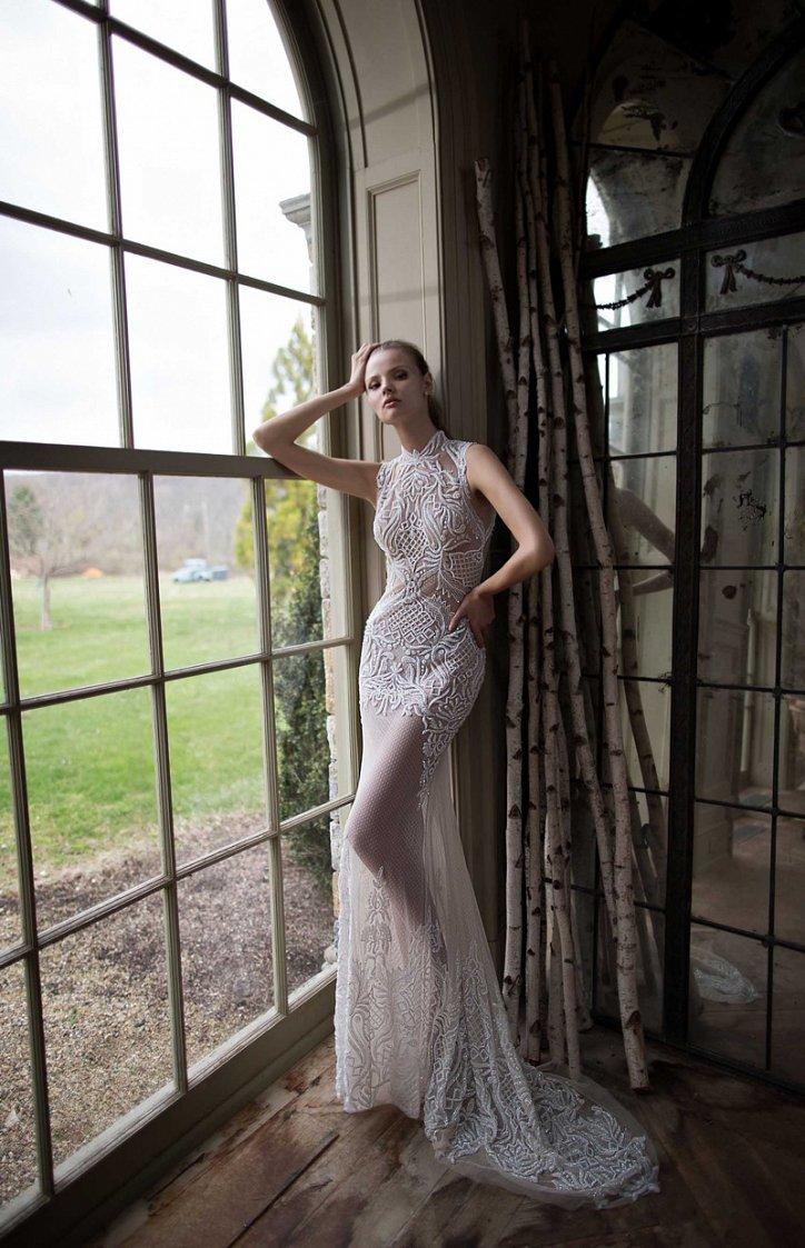 Свадебные платья Berta осень-зима 2016-2017 фото №10