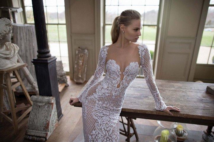 Свадебные платья Berta осень-зима 2016-2017 фото №13