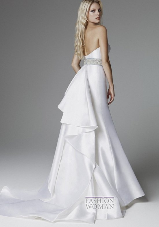 Свадебные платья Blumarine 2013 фото №11