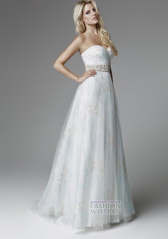 Свадебные платья Blumarine 2013 фото №12