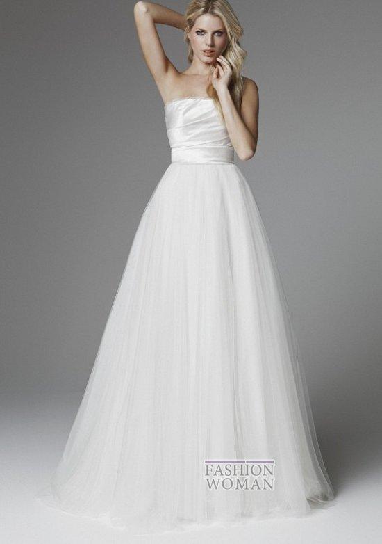 Свадебные платья Blumarine 2013 фото №14