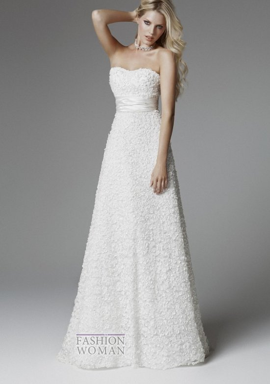 Свадебные платья Blumarine 2013 фото №15