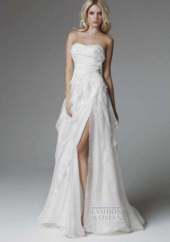 Свадебные платья Blumarine 2013 фото №16