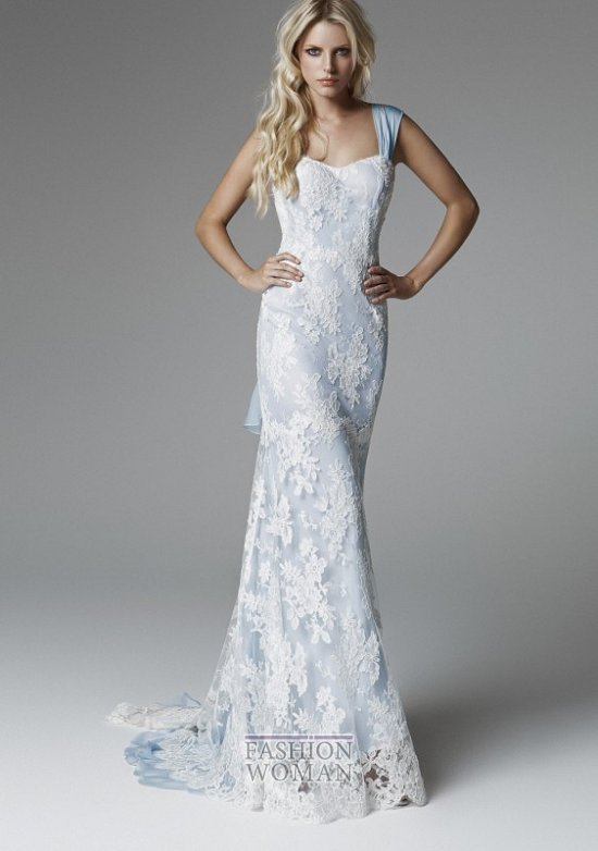 Свадебные платья Blumarine 2013 фото №17