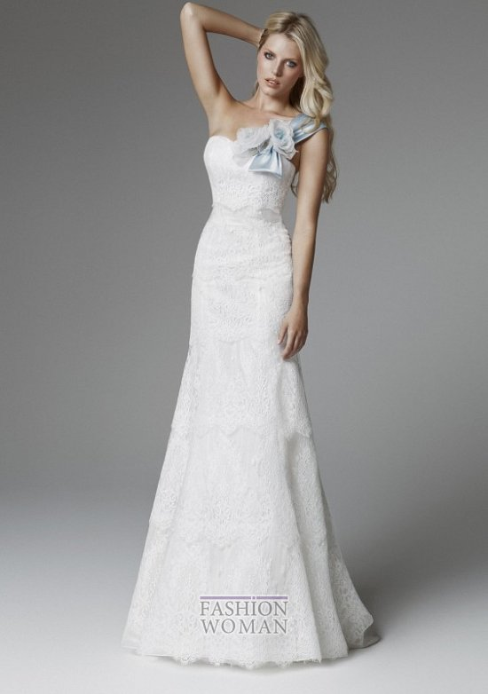 Свадебные платья Blumarine 2013 фото №19