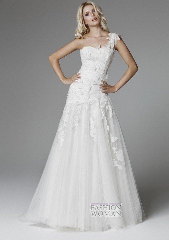 Свадебные платья Blumarine 2013 фото №20
