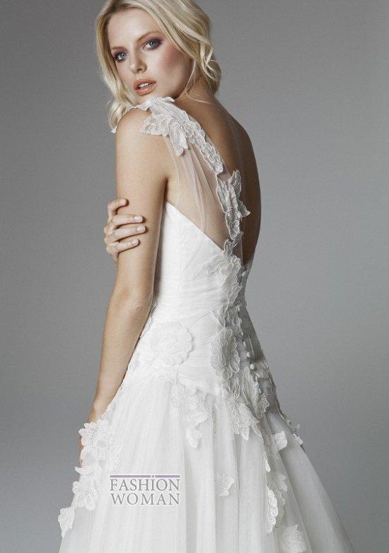 Свадебные платья Blumarine 2013 фото №21