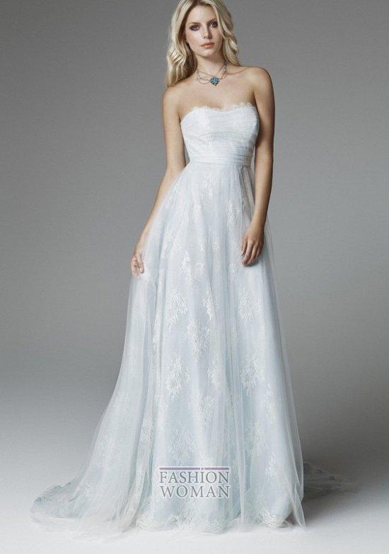 Свадебные платья Blumarine 2013 фото №22