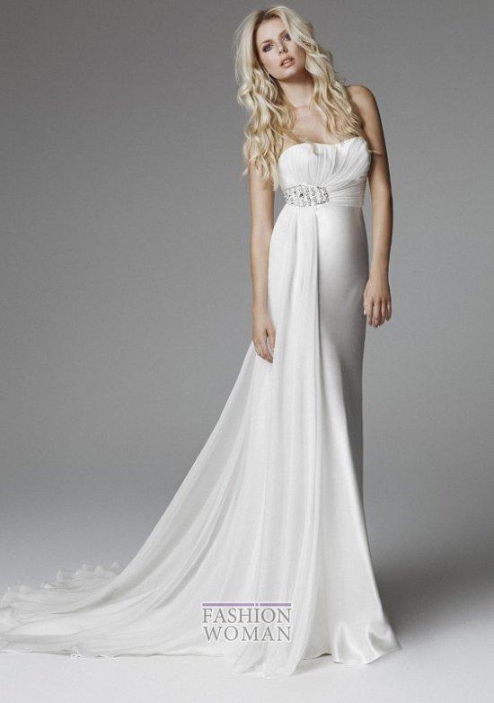 Свадебные платья Blumarine 2013 фото №25