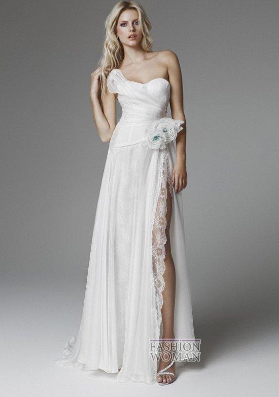 Свадебные платья Blumarine 2013 фото №26